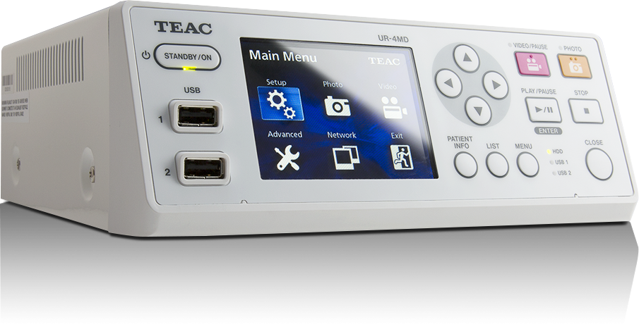 High-Definition Medical Imaging Recorder UR-4MD